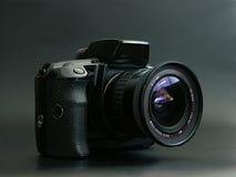 Câmera análoga da película Imagem de Stock