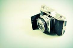 Câmera antiga Imagem de Stock Royalty Free