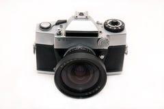 Câmera antiquíssima Imagens de Stock