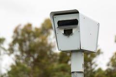 Câmera australiana da velocidade/câmera da segurança Foto de Stock Royalty Free