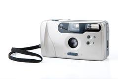 Câmera compacta da película Fotografia de Stock