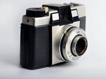 Câmera compacta velha 2 do filme Fotos de Stock