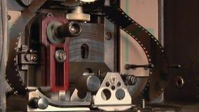 Câmera da animação video estoque