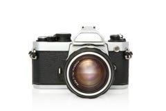 câmera da foto de 35mm Fotografia de Stock Royalty Free