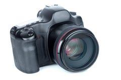 Câmera da foto de DSLR Imagem de Stock Royalty Free