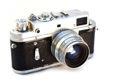 Câmera da película fotografia de stock royalty free