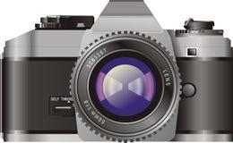 Câmera da película Ilustração do Vetor