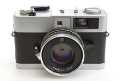 câmera da película de 35mm Fotos de Stock