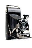 Câmera da película do vintage Foto de Stock