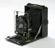 Câmera da placa do vintage Foto de Stock