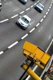 Câmera da velocidade média Imagem de Stock Royalty Free