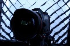Câmera de Canon 5D Mark IV Fotografia de Stock