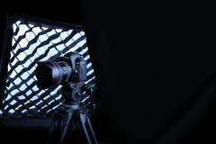 Câmera de Canon 5D Mark IV Imagens de Stock Royalty Free