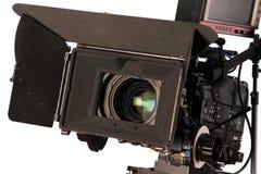 Câmera de cinematógrafo Imagens de Stock