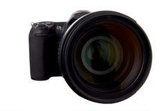 Câmera de Digitas DSLR Foto de Stock