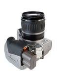 Câmera de Digitas SLR Imagens de Stock