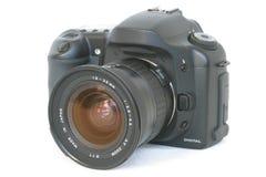 Câmera de Digitas SLR Imagens de Stock Royalty Free