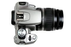Câmera de Digitas SLR Fotos de Stock Royalty Free