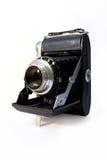 Câmera de dobradura velha Imagem de Stock