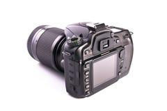 Câmera de DSLR imagens de stock
