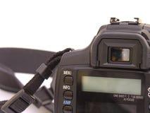 Câmera de DSLR Foto de Stock Royalty Free