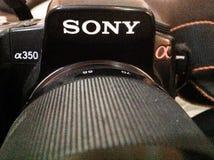 Câmera de DSLR Fotos de Stock