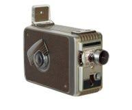 Câmera de filme foto de stock