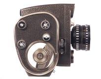 Câmera de filme; Fotografia de Stock Royalty Free