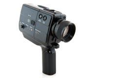 Câmera de filme análoga imagem de stock