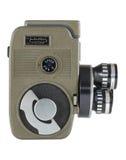 câmera de filme de 8 milímetros Fotografia de Stock Royalty Free