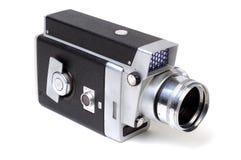 Câmera de filme velha 2 de 8mm Foto de Stock