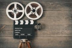 câmera de filme velha imagens de stock royalty free