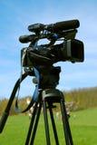 Câmera de Hdv imagem de stock