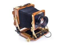 Câmera de opinião do vintage Imagens de Stock Royalty Free