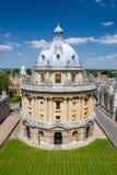 A câmera de Radcliffe, Oxford foto de stock