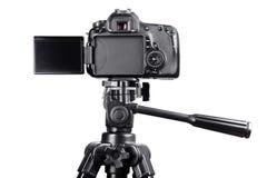 Câmera de reflexo Fotos de Stock