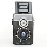 Câmera de reflexo velha Imagens de Stock