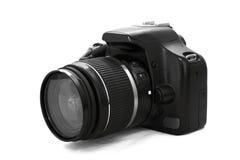 Câmera de SLR Fotos de Stock Royalty Free