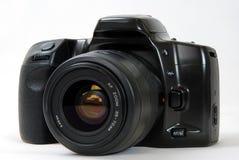 Câmera de SLR Imagens de Stock Royalty Free