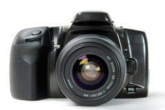 Câmera de SLR Imagens de Stock