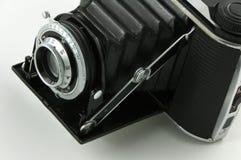 Câmera de vista antiga imagem de stock