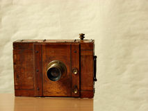 câmera do 19o século fotografia de stock