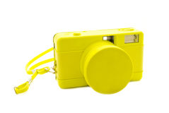 Câmera do brinquedo Fotografia de Stock