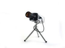 Câmera do CCD da segurança Foto de Stock