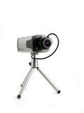 Câmera do CCD da segurança Fotos de Stock
