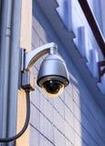 Câmera do CCTV da segurança Foto de Stock