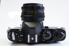 Câmera do filme Foto de Stock
