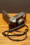 Câmera do filme fotografia de stock royalty free