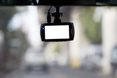 Câmera do registro do CCTV com espaço vazio Foto de Stock Royalty Free