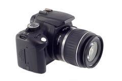 Câmera do slr de Digitas Imagem de Stock